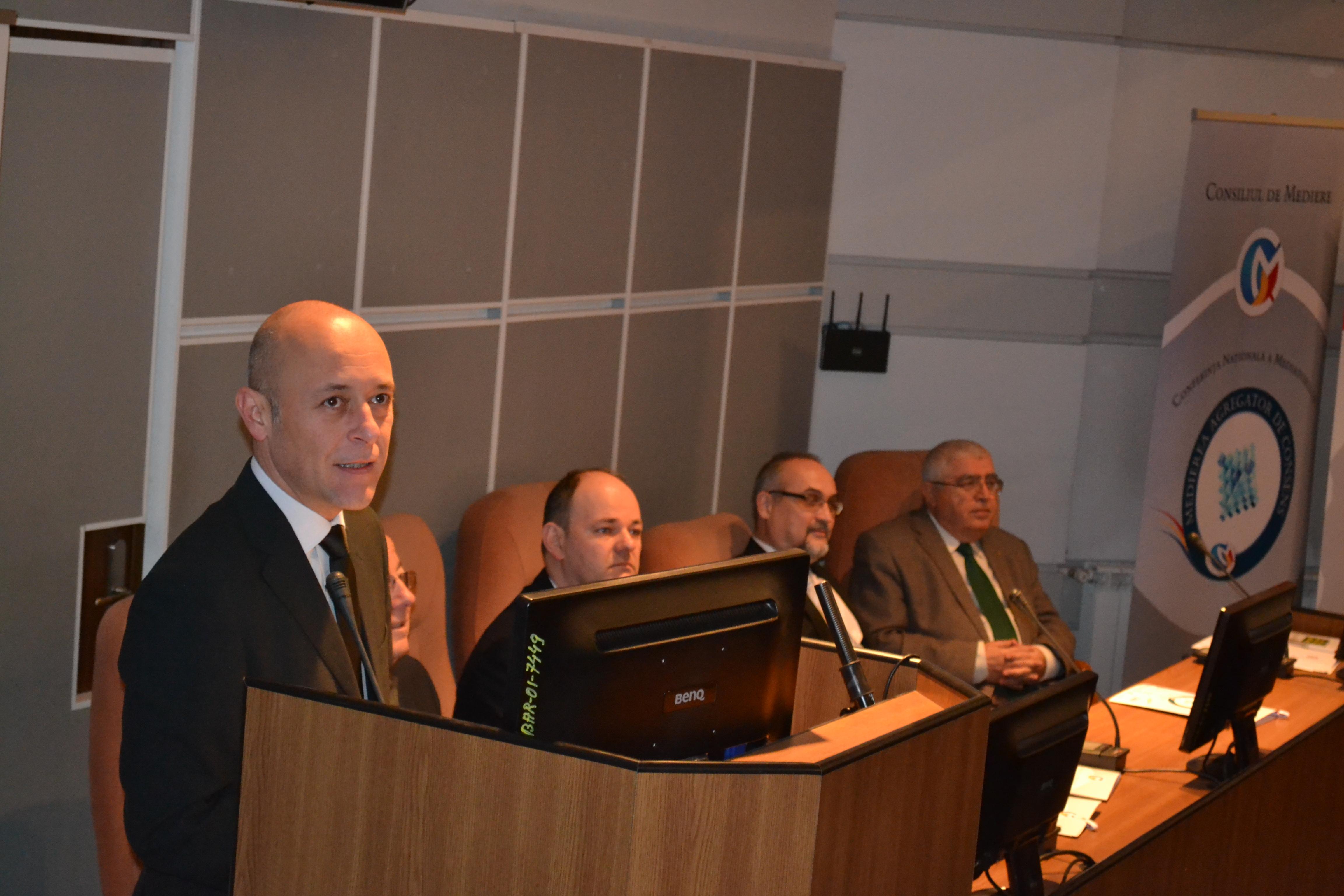 Conferința Națională a Mediatorilor